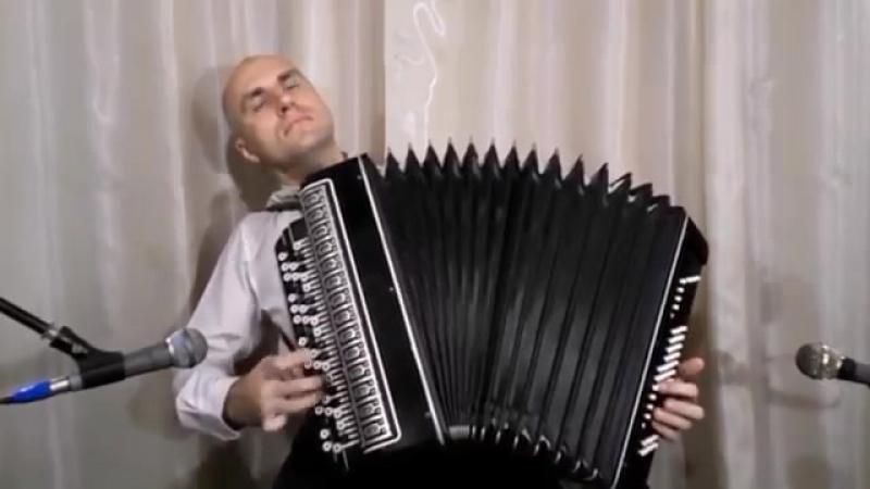 ЗИМА (А.Вивальди) - переложение для ГОТОВОГО баяна