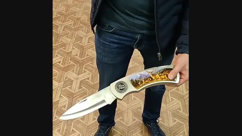 небольшой карманный ножик)