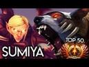 Sumiya Invoker God vs TOP 50 SEA Ursa High Kills RANKED Game Dota 2