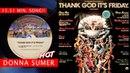 THANKS GOD IT'S FRIDAY Popular DISCO music - Disc 3 (Side 1)