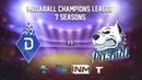 MCL 7. 7 Tour. Dynamo Kyiv vs Pitbull (С. Ronaldo Group)