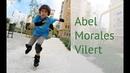 Abel Morales amazing 12 Year old Freeskater