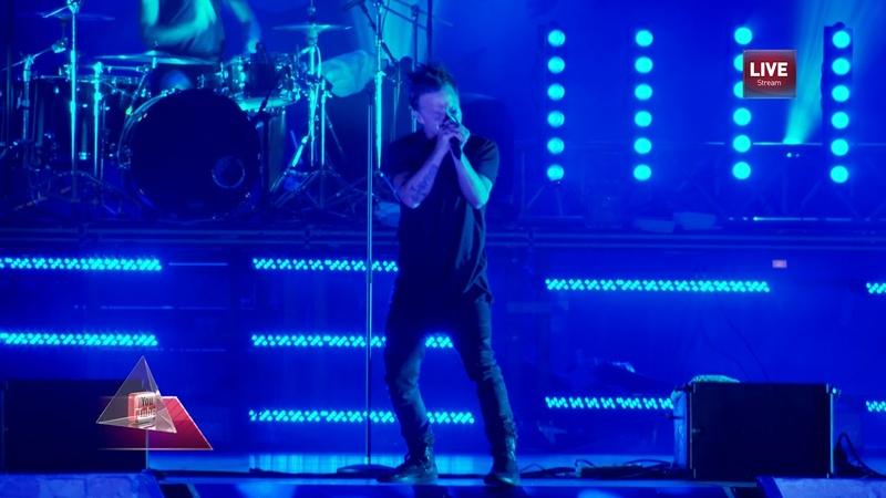 The Rasmus - Justify (Live @ Cricova) (09.09.18)