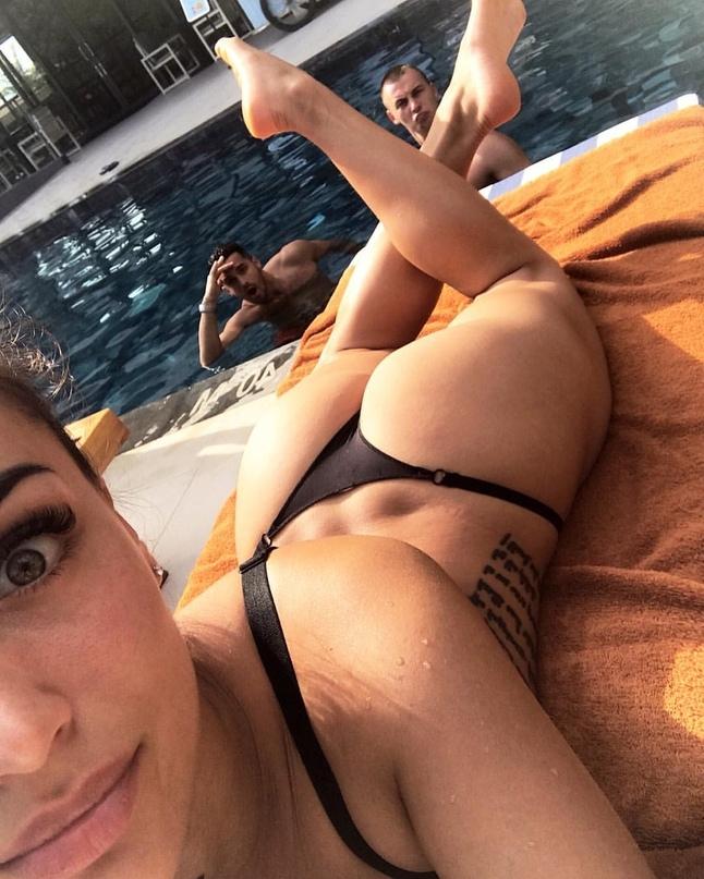 Hot Amateur Fick mit italienischen Frau