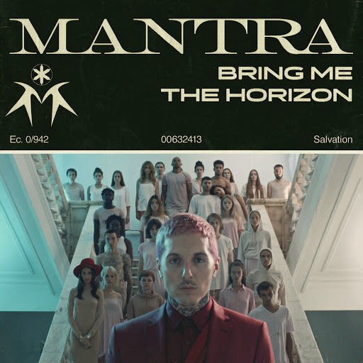 Bring Me The Horizon альбом MANTRA