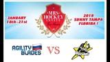 AGILITY BLADES, U12 (RUSSIA) VS EAST COAST WIZARDS, AAA, U12 (USA)