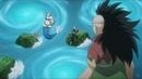 Люси и Юкино против Уоске Битва Звёздных Духов 2 часть