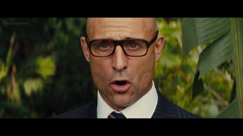 Merlins Death _ Kingsman_ The Golden Circle (2017) _ MovieClip _ 1080p HD