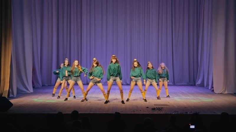 FAMILY DANCE - Dancehall-Тотем Дракона, Ксения Кабышева [Отчетный концерт 23.12.2018] | Танцы Оренбург