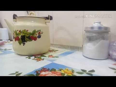 Уборка на кухне с уксусом Утренняя рутина