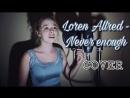 Мария Паротикова Never enough Loren Allder cover