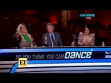 Vanessa Hudgens Cries After Watching Emotional Routine on So You Think You Can D
