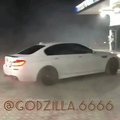 AUTO WORLD on Instagram BMW m5 f10 Опасный