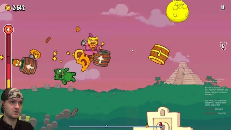 [ViteC ► Play] ВОЛШЕБНЫЙ ПЕНДЕЛЬ! ► Burrito Bison Launcha Libre |2|