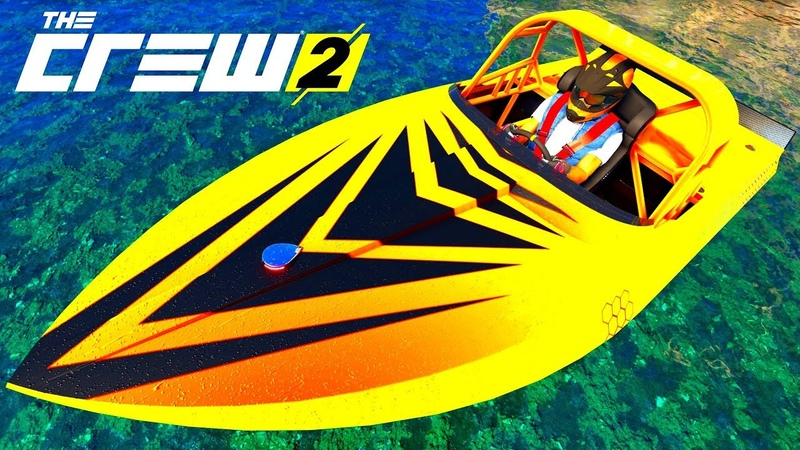 THE CREW 2 GOLD EDiTiON FUN-RACE (LiVE REPLAY) ВОДНАЯ АРТЕРИЯ ЛАС-ВЕГАСА PART 397 ...