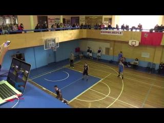 X Всероссийский фестиваль студенческого спорта. Баскетбол 3х3. Финалы