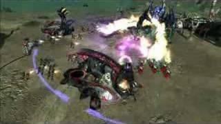 Command Conquer 3 Kane's Wrath Epic Units Trailer