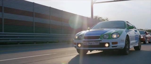 TOYOTA CELICA GT-FOUR - ABSURD DRIVE