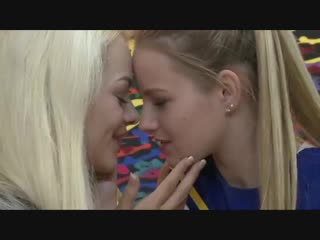 kiss Black Lightning Lesbian Scene With Anissa and Chenoa