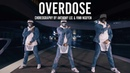 Overdose by Chris Brown Agnez Mo Choreography by Anthony Lee Vinh Nguyen | Danceprojectfo