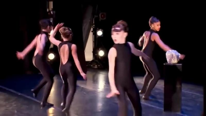Dance Moms - Smooth Criminal (Glee) - Audio Swap