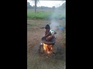 Необычные техники в кулинарии)