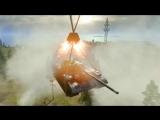 Refight Burning Engine - Trailer (Tanks Battle Royale)