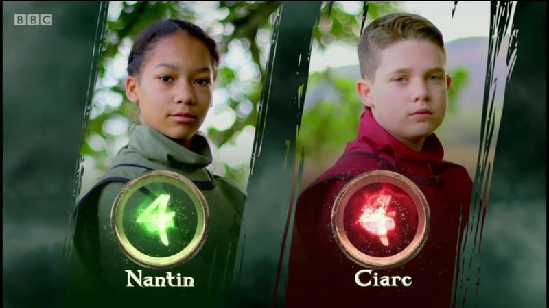 CBBC Raven Series 11 Episode 4 The Wolves' Quest Begins