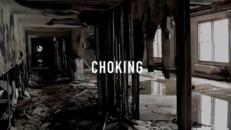 The Crawling - Choking On Concrete - OFFICIAL Lyrics Video