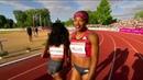 SHARIKA NELVIS V KENDRA HARRISON IN Women's 100m Hurdles AT GYULAI ISTVAN MEMORIAL 2018