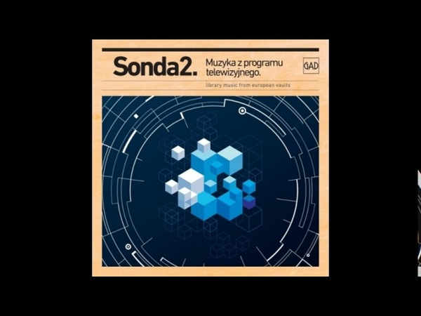 V/A - Sonda 2. Muzyka Z Programu Telewizyjnego (Abstract, Synth-pop, Jazz-funk, Fusion)