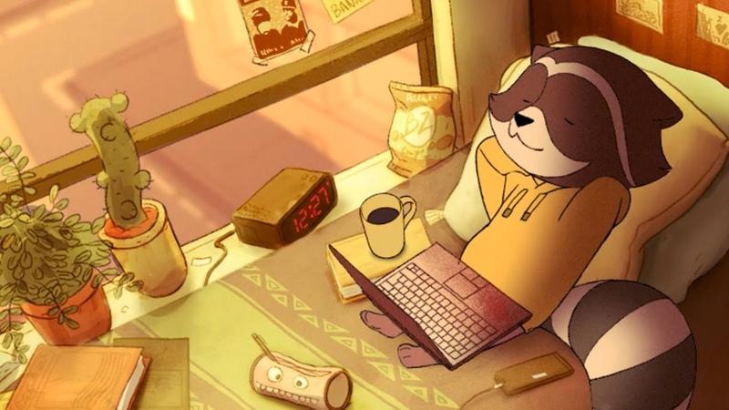Lofi hip hop radio 24/7 - chill study/relax/gaming beats 🐾