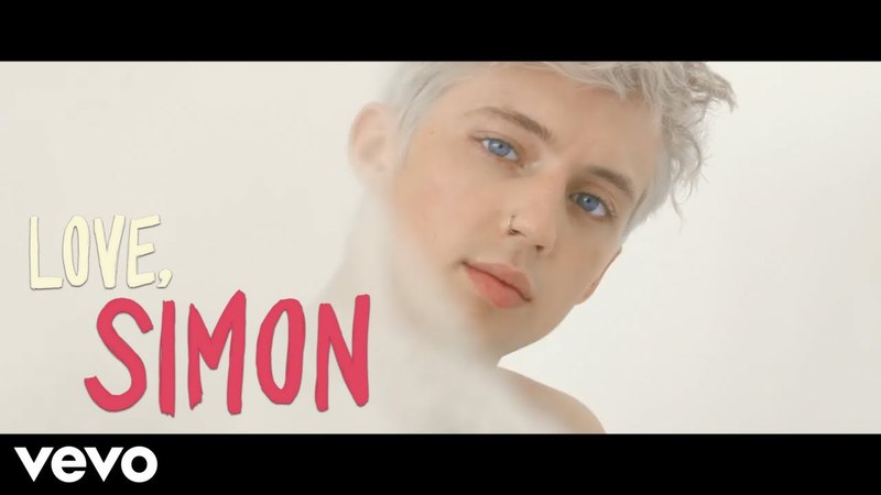 Troye Sivan - Strawberries Cigarettes (Love, Simon Music Video)