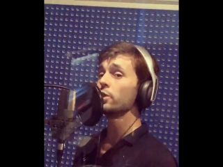 Руслан Шанов - Я тобой болею (Запись песни)