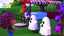New 3D Cartoon For Kids ¦ Dolly And Friends ¦ Happy Halloween