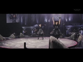 2. BABYMETAL - Ijime, Dame, Zettai - LEGEND S (WOWOW ver.) - 2018.03.31