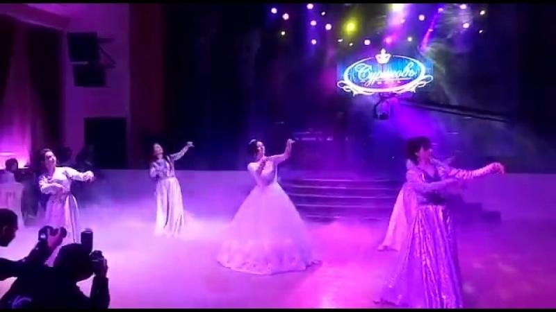 Свадьба Сусанны и Наири / Танец невесты с балетом