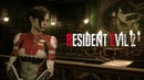 Resident Evil 2 Claire Elza Walker DLC Costume Gameplay
