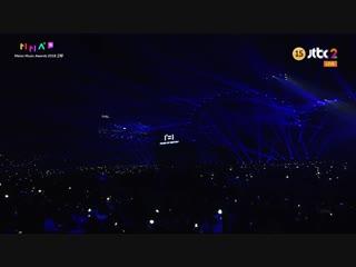 181201 Wanna One - Intro. + Light + Destiny + Spring Breeze @ Melon Music Awards 2018