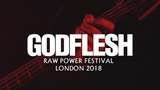 Godflesh - Raw Power Festival 2018