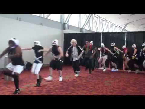 Band of Team Skull! Take On Me at MomoCon 2017