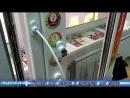 Детский замок ограничитель окна с тросиком Cable Lock