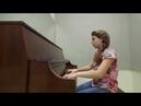 Beethoven Piano Sonata No. 17 Tempest Movements 2 and 3- Diana Malenkova