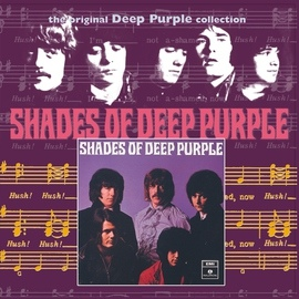 Deep Purple альбом Shades Of Deep Purple