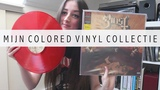 Mijn colored vinyl collectie Emmelie Herwegh