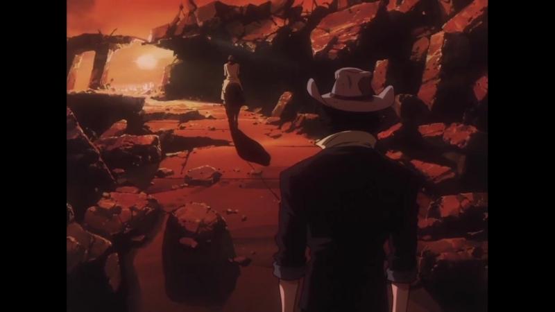 Ковбой Бибоп Cowboy Bebop Дело №22 Ковбойский фанк Digital Force 22 серия 1 сезон