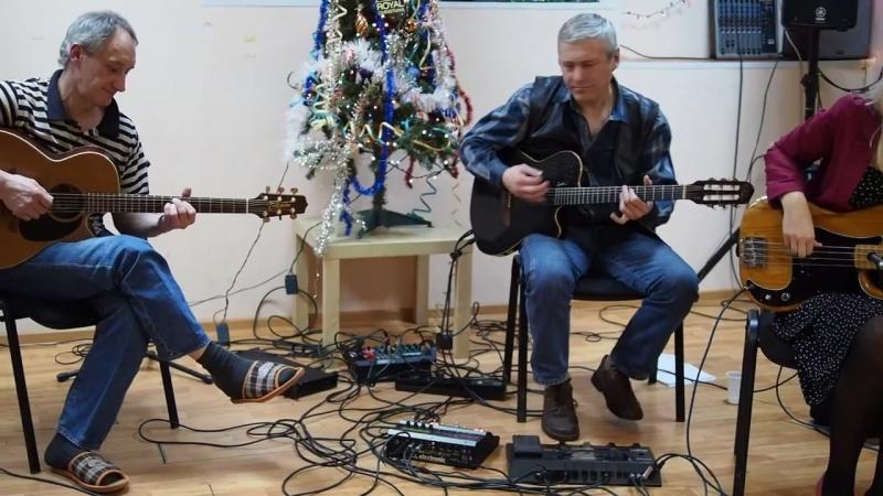 Концерт с преподавателями школы JamGuitar 22.12.2013 (part 03)
