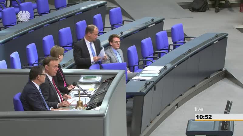 Bundestagsdebatte 8.11.18 zum Global Compact for Migration. Rede Bundestag FDP zum Global Compact for Migration