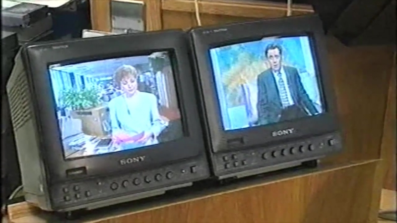 RTE News previews Eurovision 1995