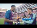 Warriors All-Access Jacob Evans Attends International Champions Cup